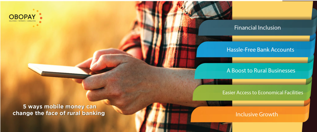 5 ways mobile money can change the face of rural banking