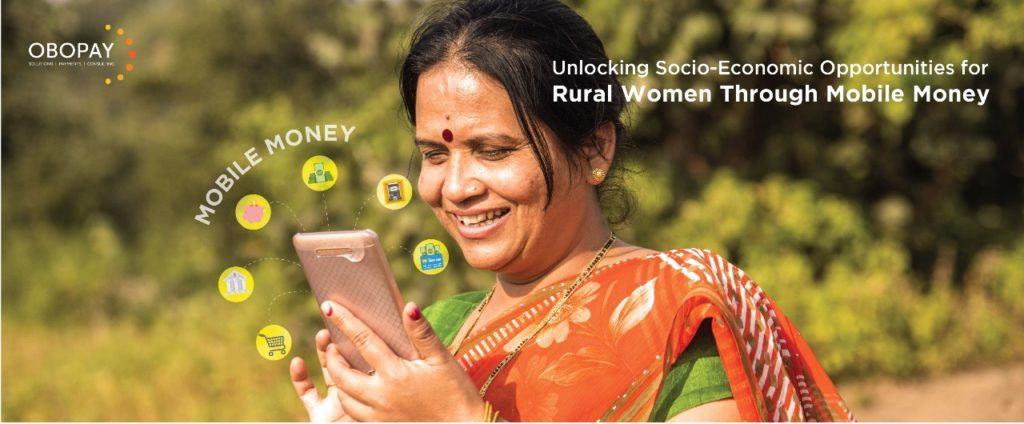 Unlocking Socio-Economic Opportunities for Rural Women Through Mobile Money