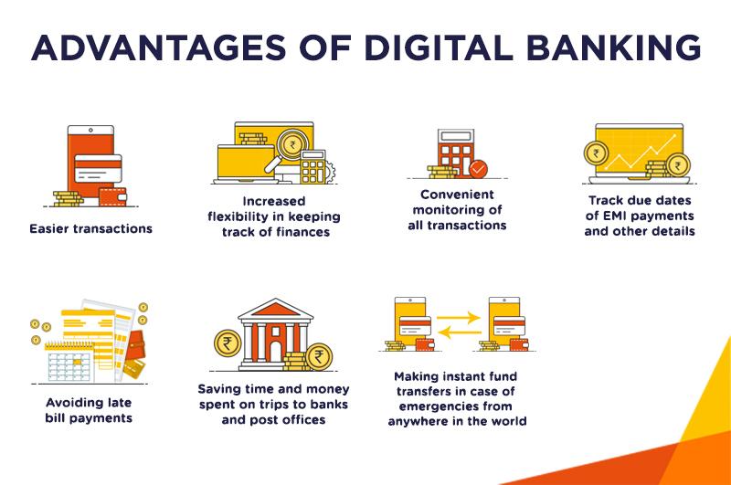 Advantages of Digital Banking | OBOPAY