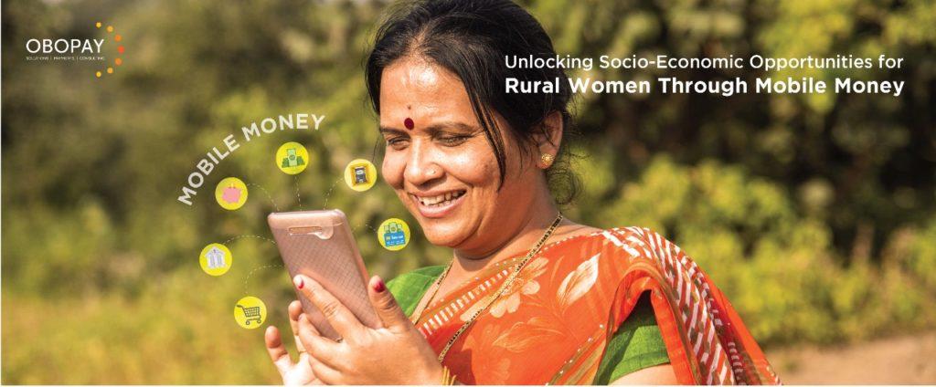 Unlocking Socio-Economic Opportunities for Rural Women Through Mobile Money