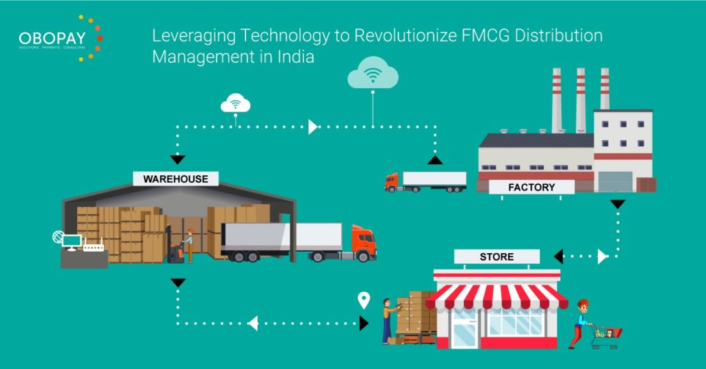Technology Management Image: Leveraging Technology To Revolutionize FMCG Distribution